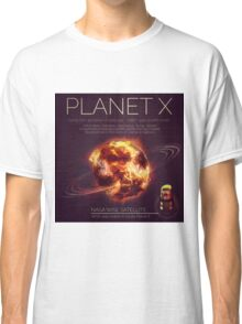 PLANET X NIBIRU INFOGRAPHIC Classic T-Shirt