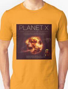 PLANET X NIBIRU INFOGRAPHIC Unisex T-Shirt