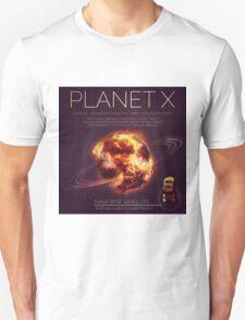 PLANET X NIBIRU INFOGRAPHIC T-Shirt