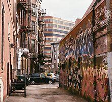 Alley by troobear