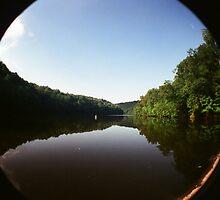 Ravine Lake by troobear