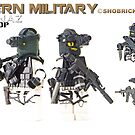 Modern Military Spetnaz by Shobrick