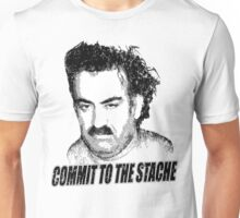 Commit to the Stache Unisex T-Shirt