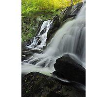 Hornsbeck Creek Falls 2 Photographic Print