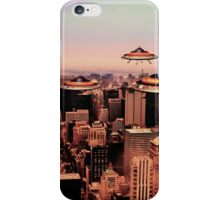 X3 UFO by Raphael Terra iPhone Case/Skin