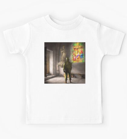 WWII - A prayer for Courage 1940 Kids Tee