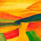 Amber Waves of Grain by Sally Griffin