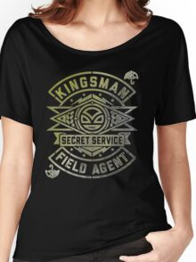 Kingsmen Women's Relaxed Fit T-Shirt
