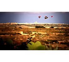 X5 UFO by Raphael Terra Photographic Print