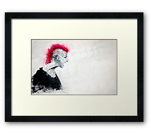 Pretty in Pink I Framed Print
