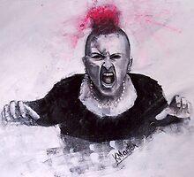 Pretty in Pink II by KosM