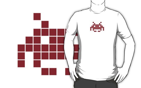 Space Invaders by frays