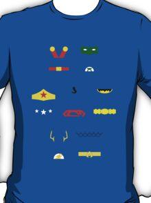 Justice League Minimalist T-Shirt