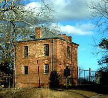 Old County Jail by Linda Yates