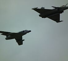 Dassault Pair by mike  jordan.