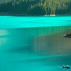 lake moraine  by milena boeva