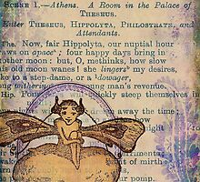 Midsummer Night's Fairy by Debbie-Anne Parent