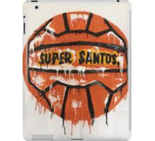 Super Santos iPad Case/Skin