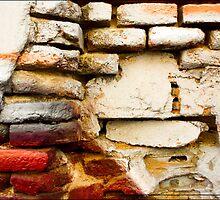 SOME BRICKS ON THE WALL... by EstherLPolonio