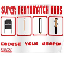 super deathmatch bros  Poster