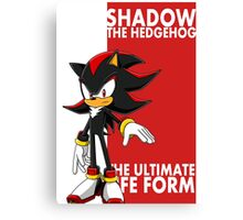The Ultimate Life Form Canvas Print