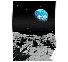 From the Moon Poster