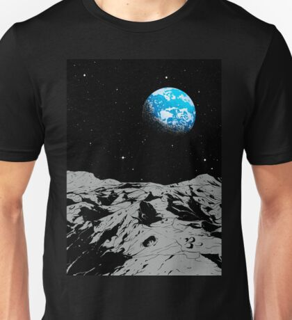 From the Moon Unisex T-Shirt