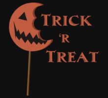 Trick 'r Treat Sam's Weapon of Choice Lollipop by waywardtees