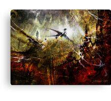 Dragon Realms Canvas Print