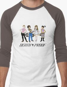 Saturday Morning Death Proof Men's Baseball ¾ T-Shirt