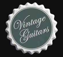 Wonderful vintage guitars Kids Clothes