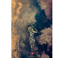 Nujabes - Land of the samurai vinyl poster Photographic Print