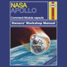 Owners Workshop Manual - NASA Apollo by TGIGreeny