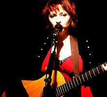 "Amanda Richards ""Grammy nominated singer/songwriter by trublu"