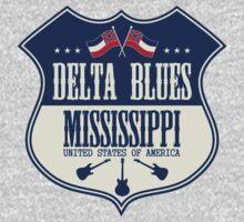 Delta Blues Mississippi Kids Clothes