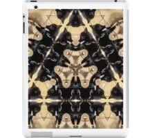 Triangular Monty iPad Case/Skin