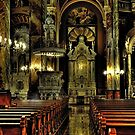 Basilica of St Josaphat Milwaukie by Kate Adams