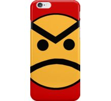Always Angry 2 iPhone Case/Skin
