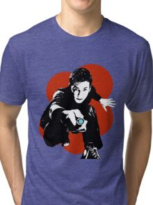 Doctor the 10th Tri-blend T-Shirt