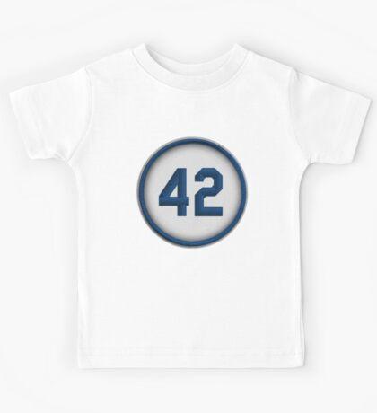 42 - Jackie (alt version) Kids Tee