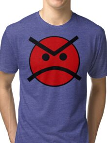 Always Angry 1 Tri-blend T-Shirt