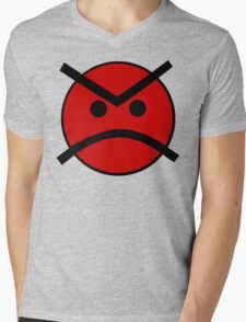 Always Angry 1 Mens V-Neck T-Shirt
