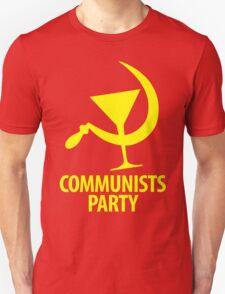 Communists Party Unisex T-Shirt
