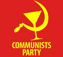 Communists Party Unisex T-Shirt