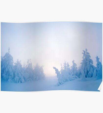 Twilight Snow Poster