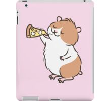 Pizza Loving Hamster iPad Case/Skin