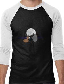 Marauder Memories Men's Baseball ¾ T-Shirt