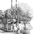 R R Xing by W. H. Dietrich