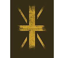 UnionSide - Punk [GOLD] Photographic Print