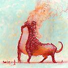 Red Fumer  by Ethan  Harris